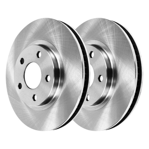 Front Disc Brake Rotor Pair 11.57 Inch Diameter - Part # R63040PR