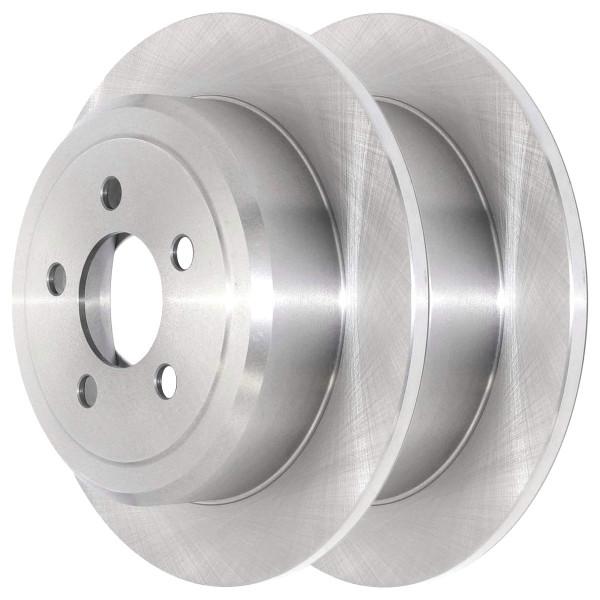 [Rear Set] 2 Brake Rotors - Part # R63046PR