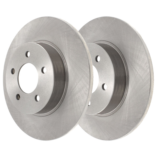 Rear Disc Brake Rotor Pair 12 Inch Diameter - Part # R63052PR