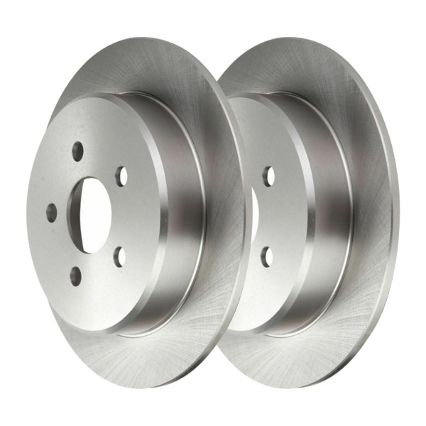 [Rear Set] 2 Brake Rotors - Part # R6372PR