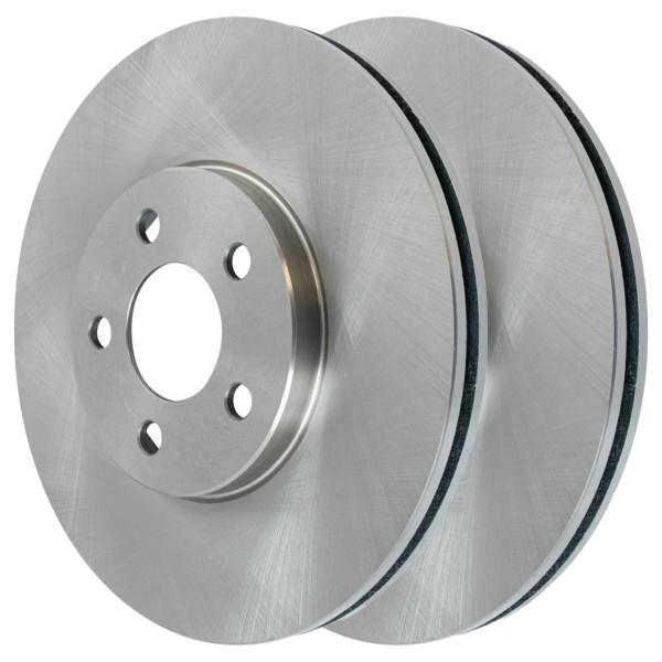 [Front Set] 2 Brake Rotors - Part # R6399PR