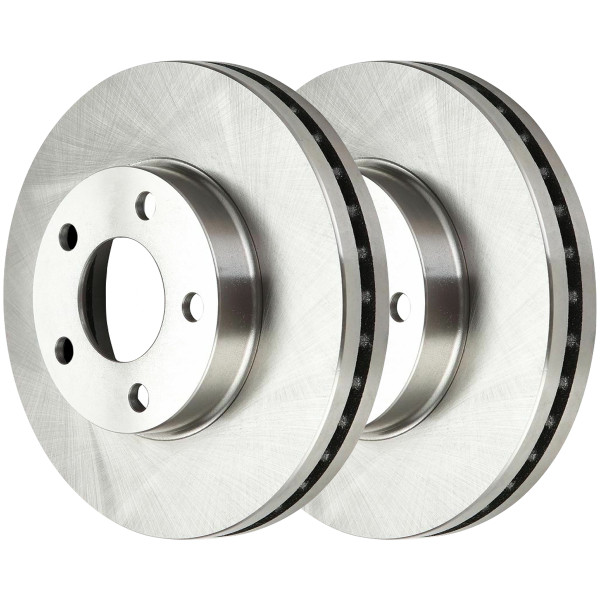 [Front Set] 2 Brake Rotors - Part # R64013PR