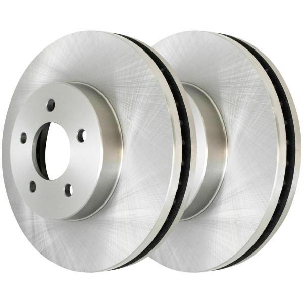 Front Disc Brake Rotor Pair - Part # R64095PR