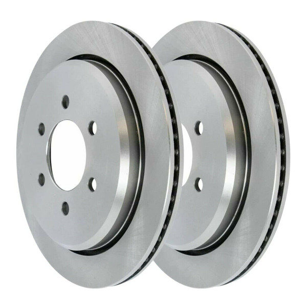 [Rear Set] 2 Brake Rotors - Part # R64102PR