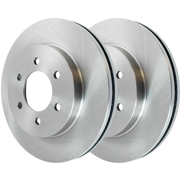 [Front Set] 2 Brake Rotors - Part # R64111PR