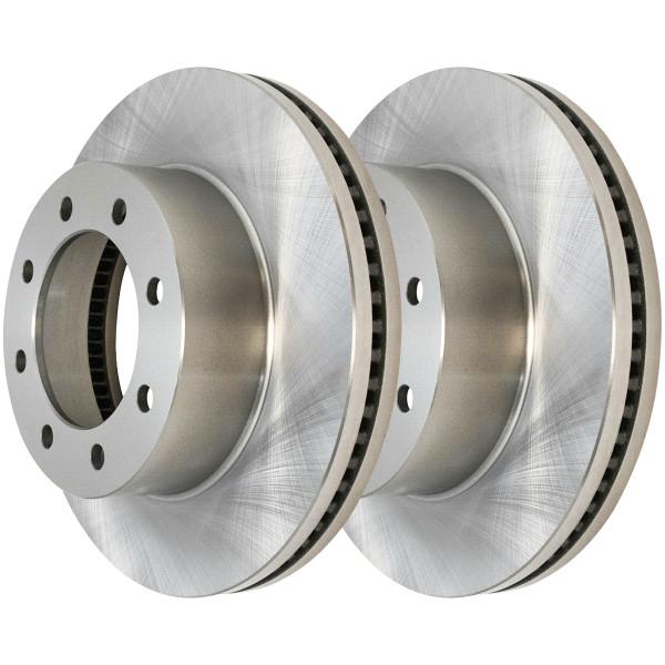 [Front Set] 2 Brake Rotors - Part # R64126PR