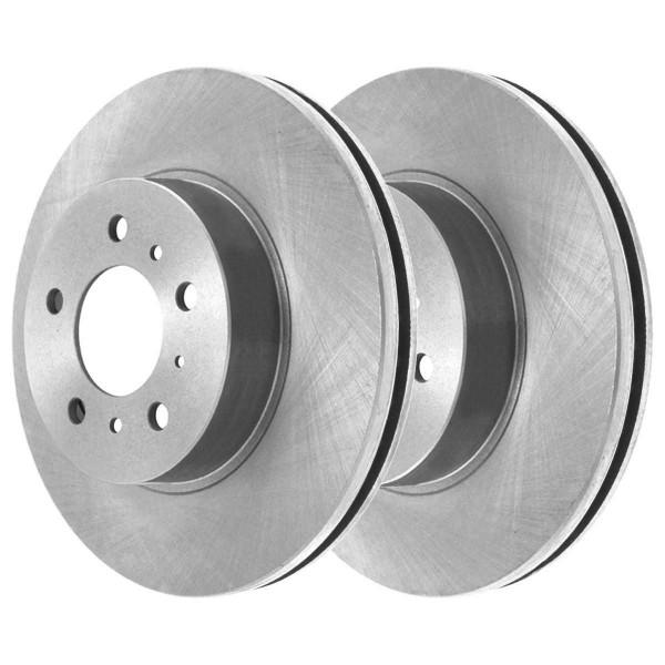 Front Disc Brake Rotor Pair - Part # R64144PR