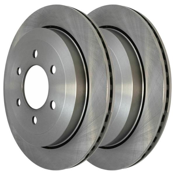 [Rear Set] 2 Brake Rotors - Part # R64154PR
