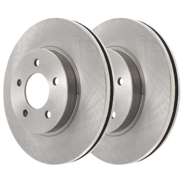 [Front Set] 2 Brake Rotors - Part # R65038PR