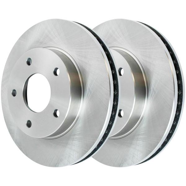 [Front Set] 2 Brake Rotors - Part # R65049PR