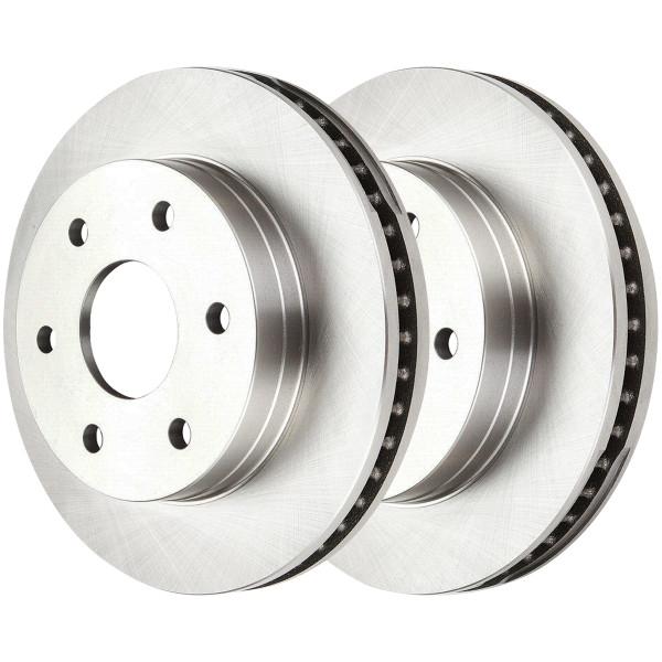 [Front Set] 2 Brake Rotors - Part # R65056PR