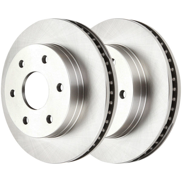 Front Disc Brake Rotor Pair - Part # R65056PR