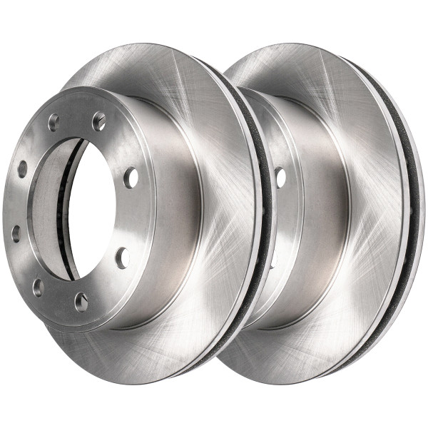 [Front Set] 2 Brake Rotors - Part # R65058PR