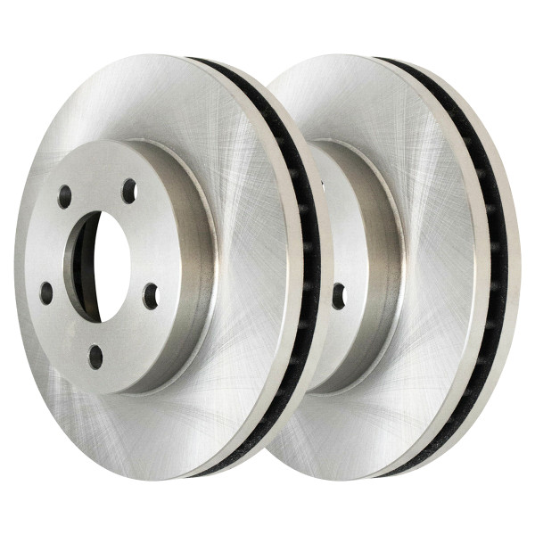 [Front Set] 2 Brake Rotors - Part # R65072PR