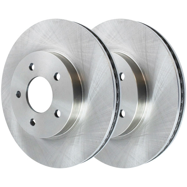 Front Disc Brake Rotor Pair - Part # R65082PR