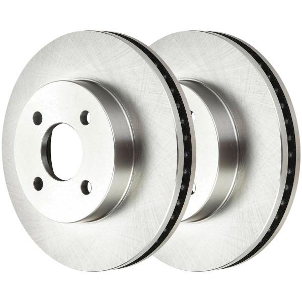 Front Disc Brake Rotor Pair 4 Stud - Part # R65085PR