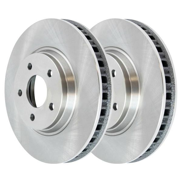 [Front Set] 2 Brake Rotors - Part # R65097PR