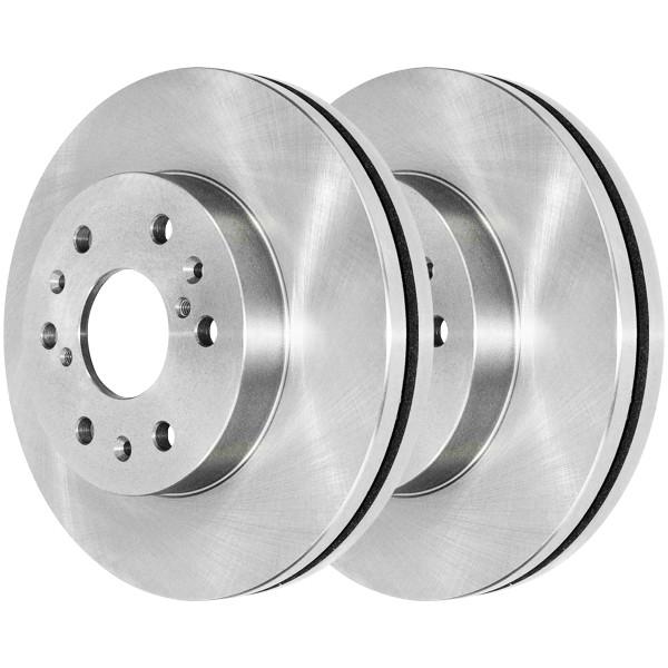 Front Disc Brake Rotor Pair 330mm Diameter - Part # R65099PR