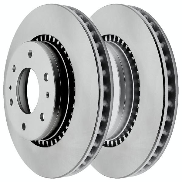 [Front Set] 2 Brake Rotors - Part # R65114PR