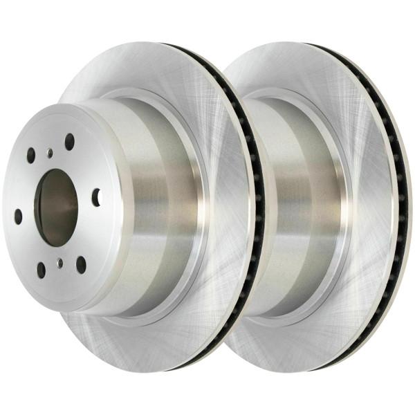 [Rear Set] 2 Brake Rotors - Part # R65135PR
