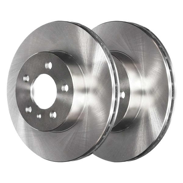 Front Disc Brake Rotor Pair 321mm Diameter - Part # R65176PR