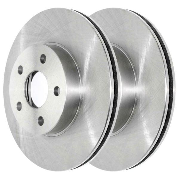 [Front Set] 2 Brake Rotors - Part # R6582PR