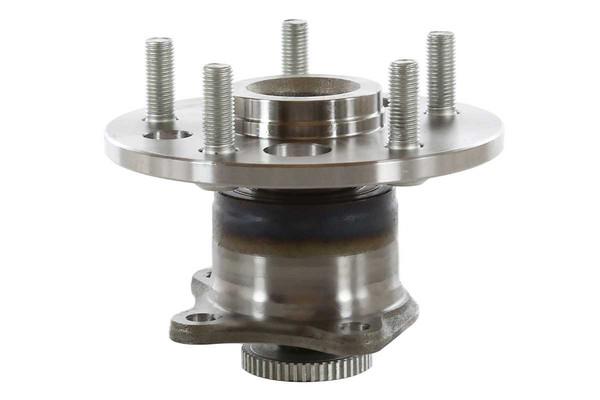 [Rear Set] 2 Brake Rotors & 1 Set Ceramic Brake Pads & 2 Wheel Hub Bearing Assemblies - Part # RHBBK0022