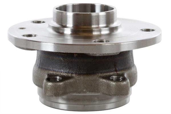 [Front Set] 2 Brake Rotors & 1 Set Ceramic Brake Pads & 2 Wheel Hub Bearing Assemblies - Part # RHBBK0090