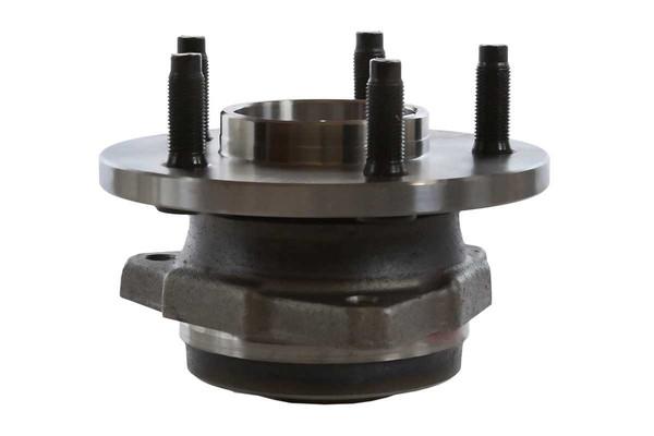 [Front Set] 2 Brake Rotors & 1 Set Ceramic Brake Pads & 2 Wheel Hub Bearing Assemblies - Part # RHBBK0093