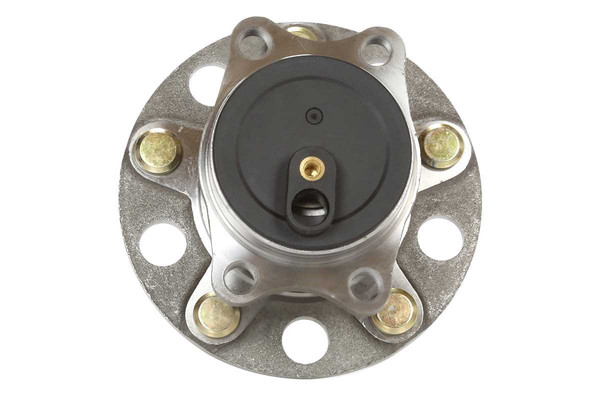 Set of New Rear Brake Rotors Ceramic Pads and Hub Bearing Assemblies - Part # RHBBK0109