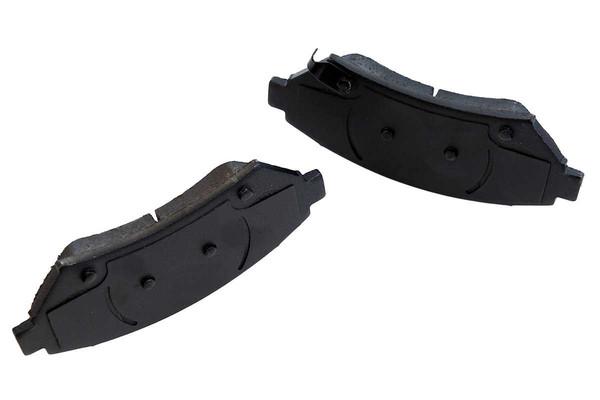 [Front Set] 2 Brake Rotors & 1 Set Ceramic Brake Pads & 2 Wheel Hub Bearing Assemblies - Part # RHBBK0189