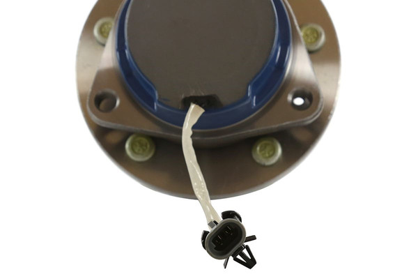 [Front Set] 2 Brake Rotors & 1 Set Ceramic Brake Pads & 2 Wheel Hub Bearing Assemblies - Part # RHBBK0221
