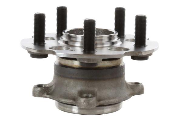Set of New Rear Brake Rotors Ceramic Pads and Hub Bearing Assemblies - Part # RHBBK0306