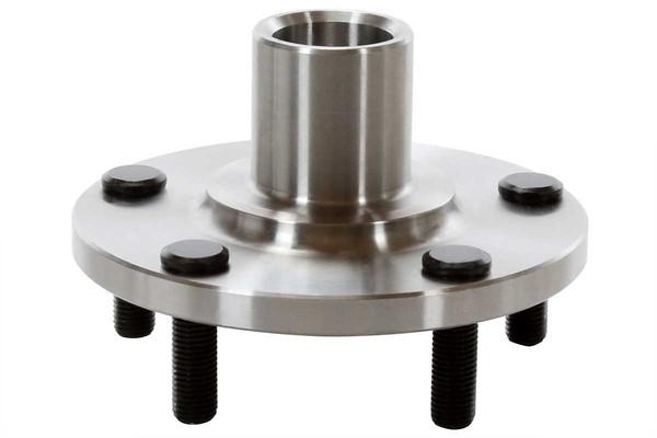 [Front Set] 2 Brake Rotors & 1 Set Ceramic Brake Pads & 2 Wheel Hub Bearing Assemblies - Part # RHBBK0349