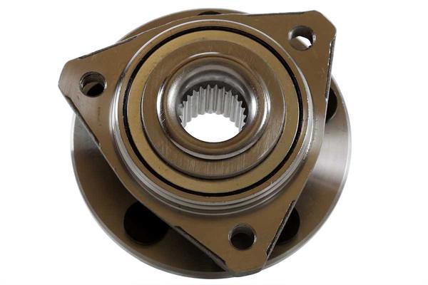 [Front Set] 2 Brake Rotors & 1 Set Ceramic Brake Pads & 2 Wheel Hub Bearing Assemblies - Part # RHBBK0422