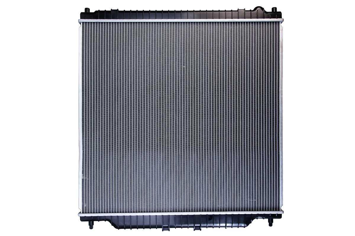 Prime Choice Auto Parts RK1080 Complete Aluminum Radiator