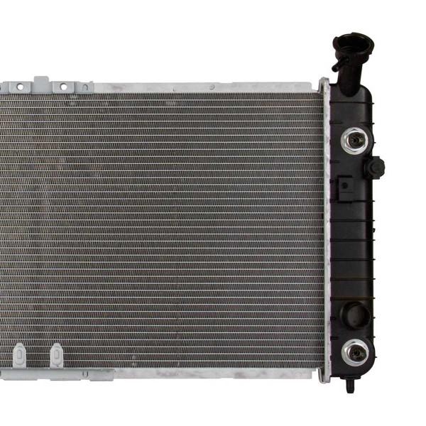Aluminium Radiator 1 Inch Thick Core - Part # RK726