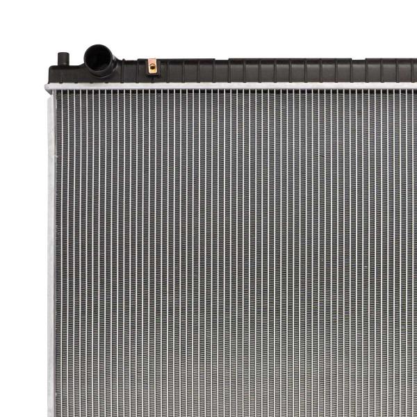 Aluminium Radiator 5.4L 29 13/16 Inch X 26 1/2 Inch X 1 Inch Core - Part # RK801
