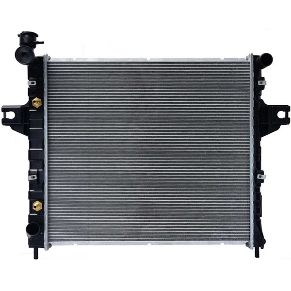 Aluminum Radiator 4.0L Engine Model - Part # RK830