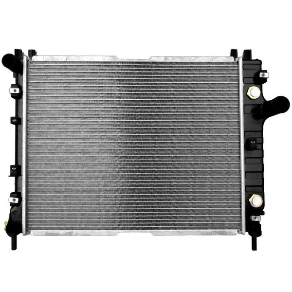 Aluminum Radiator - Part # RK850