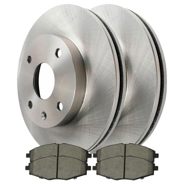 Suzuki Forenza Brake Pads Rotors