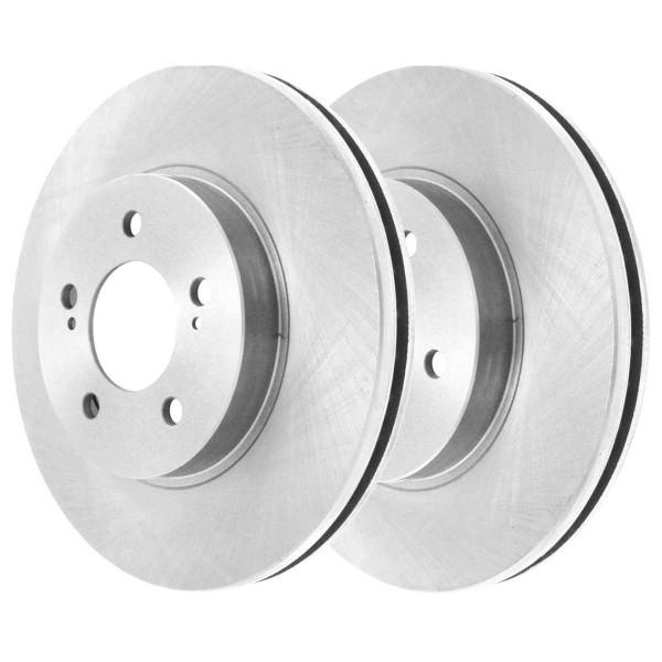 Front Ceramic Brake Pad and Rotor Bundle - Part # RSCD41436-41436-1293-2-4