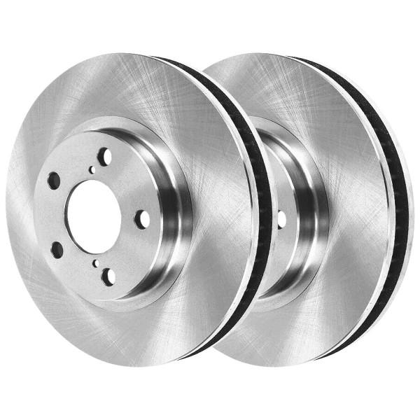 Front Ceramic Brake Pad and Rotor Bundle - Part # RSCD41507-41507-1210-2-4
