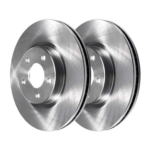 Front Ceramic Brake Pad and Rotor Bundle - Part # RSCD63002-63002-841-2-4