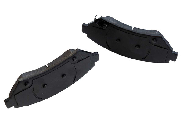 [Front Set] 2 Brake Rotors & 1 Set Ceramic Brake Pads - Part # RSCD65036-65036-699-2-4