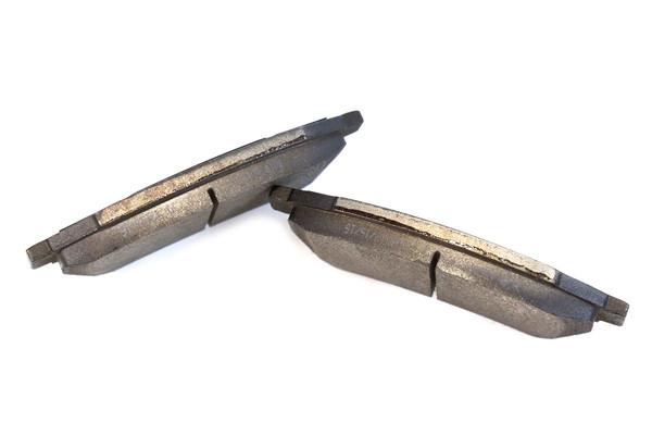 [Front Set] 2 Brake Rotors & 1 Set Ceramic Brake Pads - Part # RSCD65120-65120-1075-2-4