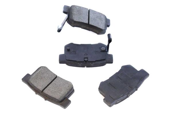 [Rear Set] 2 Brake Rotors & 1 Set Semi Metallic Brake Pads - Part # RSMK41422-41422-537-2-4