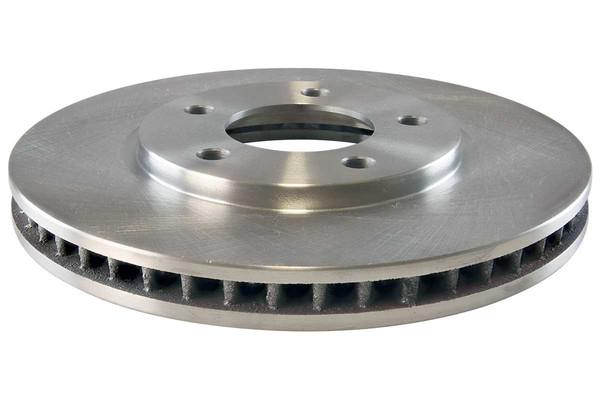 [Front Set] 2 Brake Rotors & 1 Set Semi Metallic Brake Pads - Part # RSMK63006857