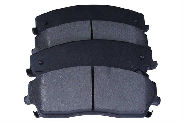 [Front Set] 2 Brake Rotors & 1 Set Semi Metallic Brake Pads - Part # RSMK630241056