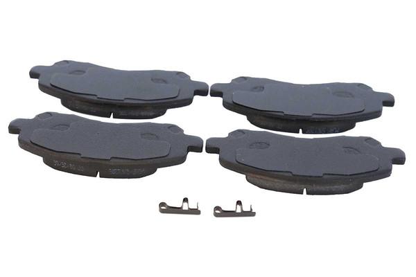 [Front Set] 2 Brake Rotors & 1 Set Semi Metallic Brake Pads - Part # RSMK63040-63040-1285-2-4